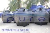 ถังบำบัดน้ำเสีย PURE,ถังบำบัดน้ำเสียราคาถูก,ถังบำบัดน้ำเสีย PURE ราคาถูก,ถังแซทราคาถูก