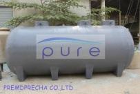 ถังบำบัดน้ำเสียไฟเบอร์กลาส,ถังบำบัดน้ำเสียแบบเติมอากาศ,ถังบำบัดน้ำเสีย PURE